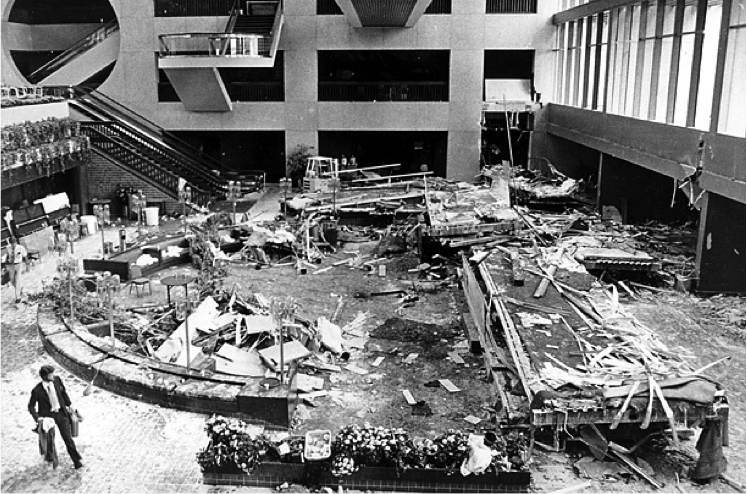 an introduction to the inside look at the hyatt regency walkway collapse Kansas city hyatt regency hotel walkways collapse in ethical problems we must first look at several theories of ethics hyatt regency walkway collapse.